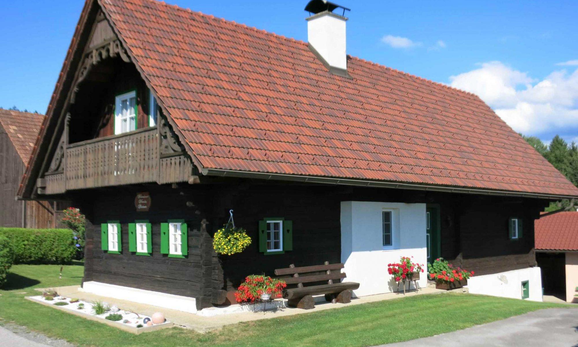 Ferienhaus Reiterer